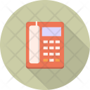Telephone Call Technology Icon
