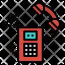 Phone Telephone Box Icon