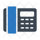 Telephone Landline Receiver Icon