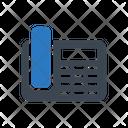 Telephone Contactus Communication Icon