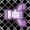 Telephone Phone Receiver Icon