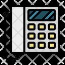 Telephone Conversation Technology Icon