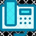 Telephone Phone Hotel Icon