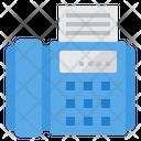 Phone Fax Telephone Icon