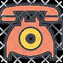 Telephone Landline Call Icon