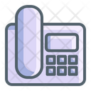 Electronic Phone Home Icon