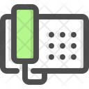 Telephone Phone Technology Icon