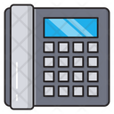 Telephone Landline Communication Icon