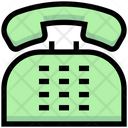 Business Financial Telephone Icon