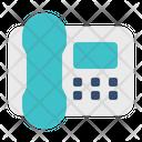 Call Telephone Service Icon