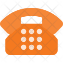 Telephone Retro Old Icon