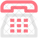 Telephone Phone Telecom Icon
