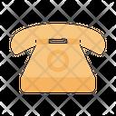 Telephone Landline Support Icon