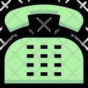 Telephone Old Phone Landline Icon