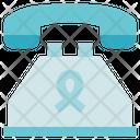 Charity Donation Telephone Icon