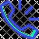 Telephone Call Phone Icon