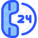 Help Support Telephone Icon