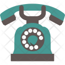 Telephone Phone Number Icon