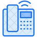 Telephone Call Contact Icon