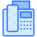 Telephone Call Bill Icon