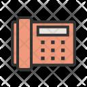 Telephone Set Icon