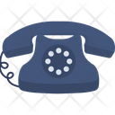 Telephone Phone Call Communication Icon