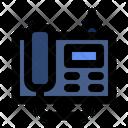 Telephone Phone Communication Icon