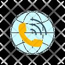 Telephone Phone Network Icon