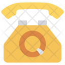 Telephone Landline Fax Icon