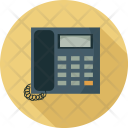 Business Contact Financial Icon