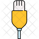 Telephone Line Plug Icon