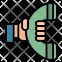 Telephone Phone Symbol Icon