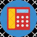 Telephone Tele Communicate Icon