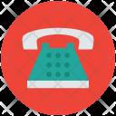 Telephone Set Landline Icon
