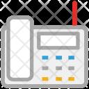 Telephone Wireless Communication Icon