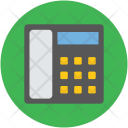 Telephone Set Landline Icon