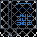 Telephone Phone Voip Icon