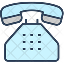 Communication Phone Call Phone Set Icon