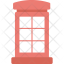 Telephone Booth Icon
