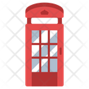 Itelephone Booth Telephone Booth Booth Icon
