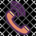 Telephone Call Icon