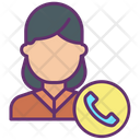 Itelephone Call Telephone Call Support Icon
