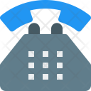 Telephone landline Icon