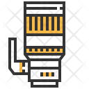 Telephoto Icon