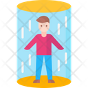 Teleport Human Teleport Artificial Intelligence Icon