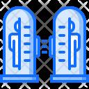 Teleportation Human Science Icon