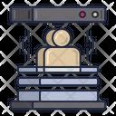 Teleportation Science Icon