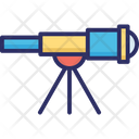 Astronomy Lens Planetarium Icon