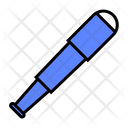 Telescope Binoculer Magnifying Device Icon