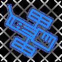 Space Telescope Hubble Icon